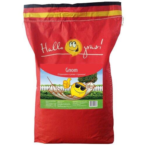 Смесь семян для газона Hallo Gras! Gnom, 10 кг недорого