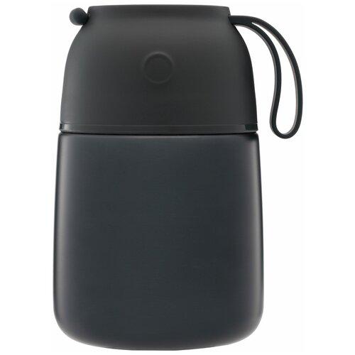 Термос для еды Indivo FeedAway, 0.5 л steel grey