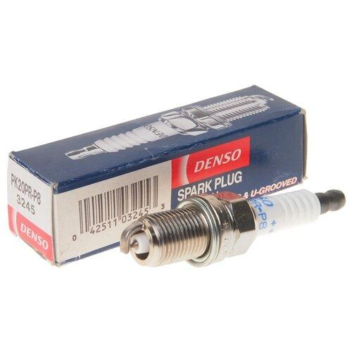 Свеча зажигания DENSO 3245 PK20PR-P8 1 шт.