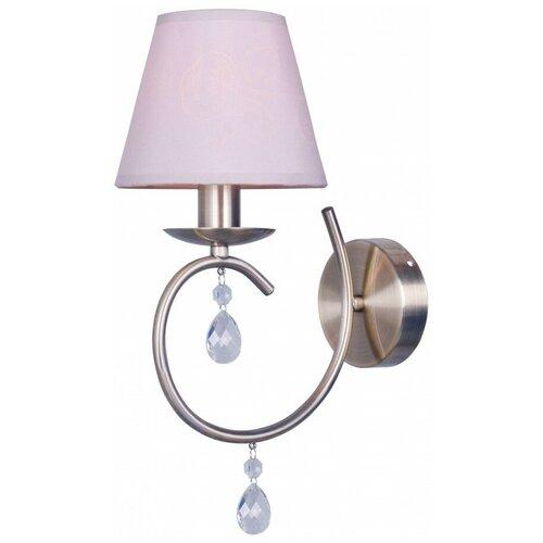 Фото - Настенный светильник Toplight Gillian TL1136-1W, 40 Вт настенный светильник toplight gertrude tl1138 1w 40 вт