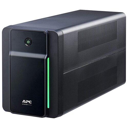 Интерактивный ИБП APC by Schneider Electric Back-UPS 1600VA, 230V (BX1600MI-GR) черный