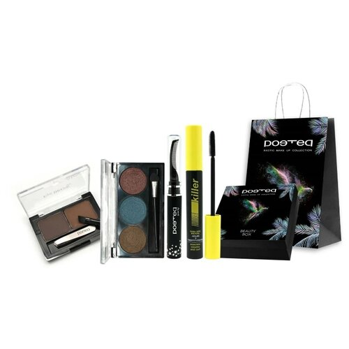 Poetea Набор для макияжа Beauty box №9564
