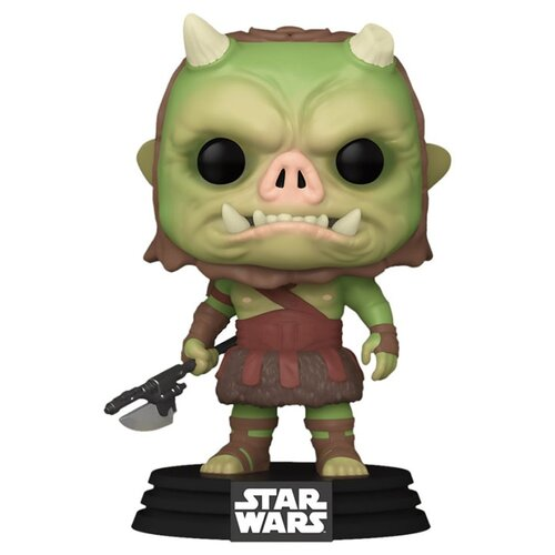 Фигурка Funko POP: Star Wars The Mandalorian – Gamorrean Fighter Bobble-Head (9,5 см) недорого