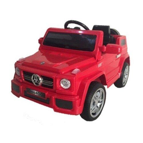 Купить RiverToys Автомобиль Mers O004OO, красный, Электромобили
