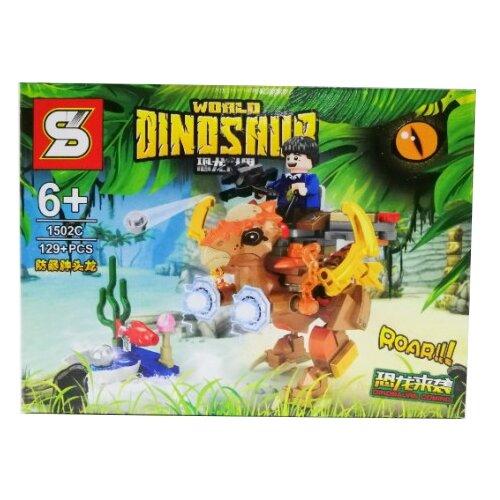 Купить Конструктор SY World Dinosaur 1502C, Конструкторы