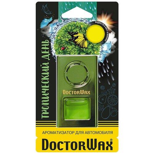Фото - Doctor Wax Ароматизатор для автомобиля DW0818 Тропический день 35 г luazon ароматизатор для автомобиля яркий сочный тропический