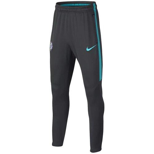 Спортивные брюки NIKE размер S(128-137), anthracite nike бутсы мужские nike legend 8 club ic размер 41