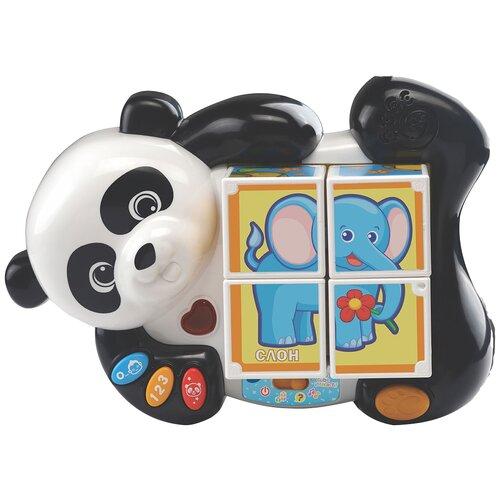Купить Интерактивный пазл VTECH Панда и друзья (80-193426), Развивающие игрушки