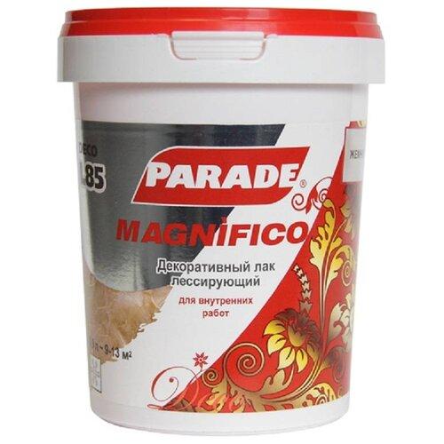 Лак Parade L85 Magnifico полиакриловый жемчуг 0.9 л