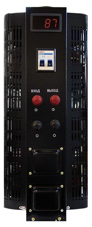 Автотрансформатор Энергия ЛАТР TDGC2-15 Black Series