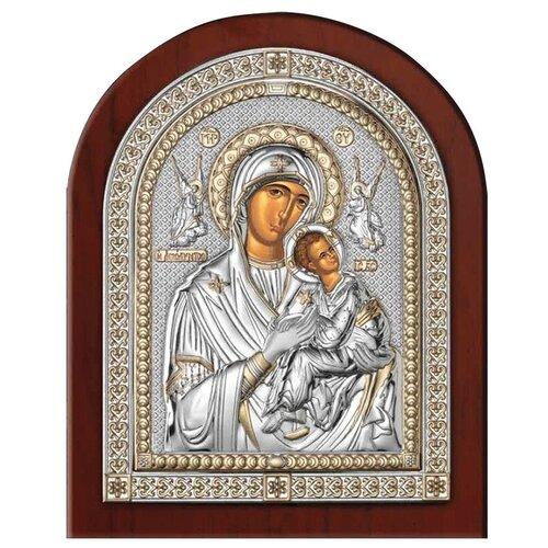 Икона Божией Матери страстная 85180, 8х11 см икона valenti георгий победоносец 84260 8х11 см