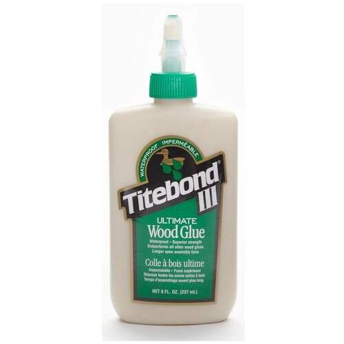 Клей для дерева Titebond III Ultimate, 237 мл., TITEBOND США, TTB1413