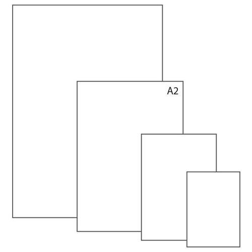 Купить Ватман А2 (420*594) ГОСЗНАК, 200 г/м.кв., Гознак, Бумага для рисования
