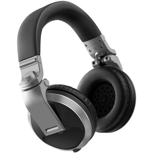 Наушники Pioneer DJ HDJ-X5-S, silver