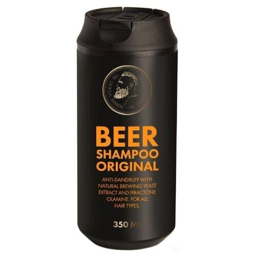 Купить The Chemical Barbers шампунь для волос Beer Original против перхоти, 350 мл
