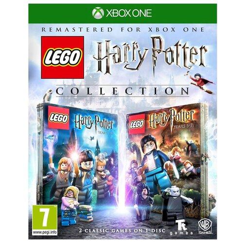 Игра для Xbox ONE LEGO Harry Potter Collection, английский язык