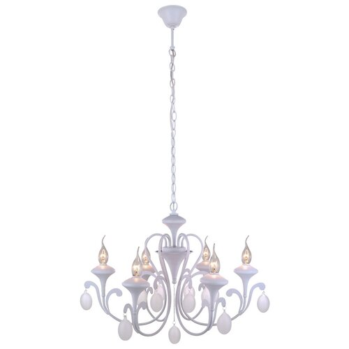 Люстра подвесная MONTMARTRE A3239LM-6WH подвесная люстра arte lamp a4289lm 6wh