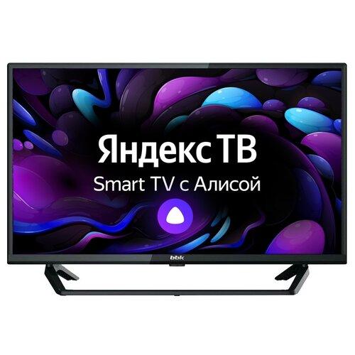 Фото - Телевизор BBK 32LEX-7253/TS2C 32 (2021) на платформе Яндекс.ТВ, черный bbk 32lex 7272 ts2c 32 черный