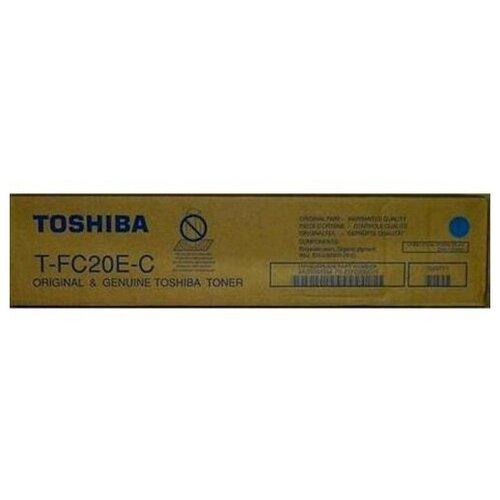 Фото - Тонер-картридж Toshiba T-FC20EC (6AJ00000064) тонер toshiba t 2340e