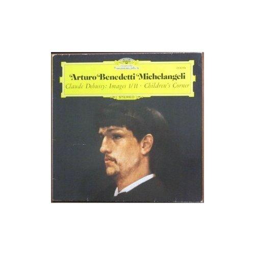 debussy debussymaurizio pollini preludes 2 lp Виниловые пластинки, Deutsche Grammophon, MICHELANGELI, ARTURO BENEDETTI - Debussy: Images I & II; Children's Corner (LP)