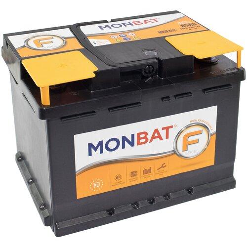 Автомобильный аккумулятор MONBAT FORMULA 65 Ач 580 А (обратная полярность)