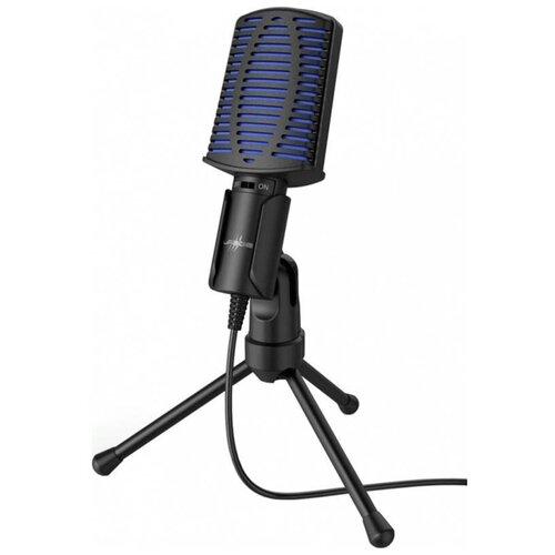 Микрофон Hama Stream 100 Black 00186017