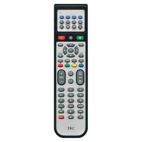 Фото - Пульт ДУ универсальный IRC Asus 229F TV пульт ду универсальный irc beko 47f tv