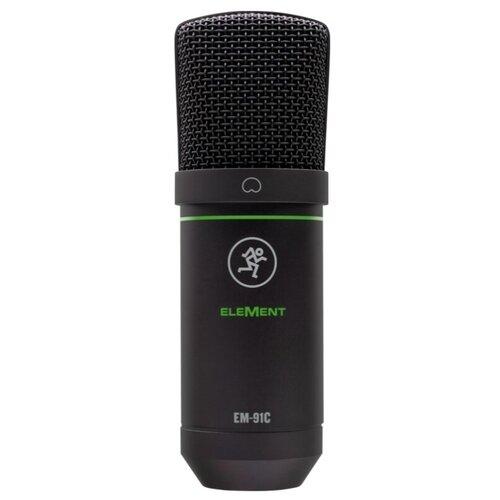 Студийный конденсаторный микрофон MACKIE EM-91C