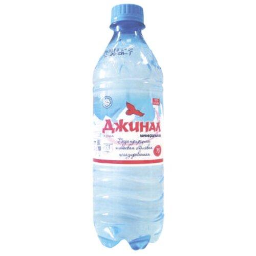 Вода питьевая столовая Джинал горная страна, негазированная, ПЭТ, 12 шт. по 0,5 л вода питьевая горная вершина негазированная 1 5 л