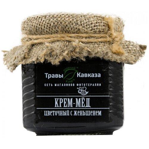 Крем-мёд с женьшенем