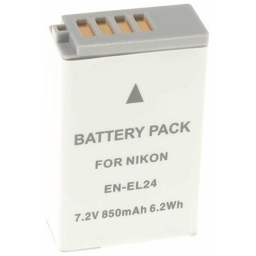 Фото - Аккумулятор iBatt iB-U1-F442 850mAh для Nikon 1 J5, аккумулятор ibatt ib u1 f428 1180mah для gopro hd hero3 hd hero3