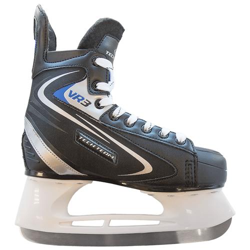 Хоккейные коньки Tech Team VR3, размер 38