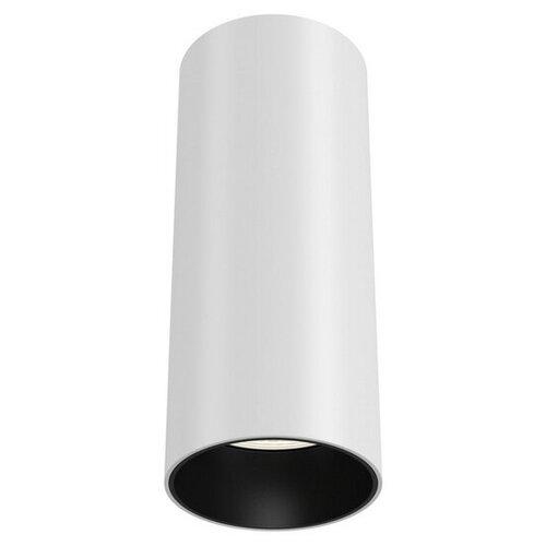 Фото - Накладной светильник светодиодный Focus Led C056CL-L12W4K (Maytoni) светильник maytoni потолочный светодиодный focus led c056cl l12w4k