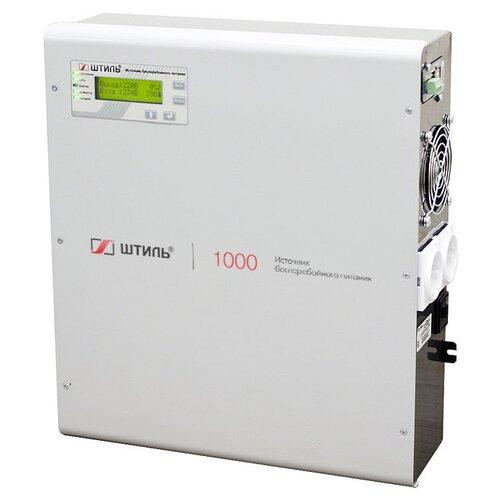 ИБП с двойным преобразованием Штиль SW1000L