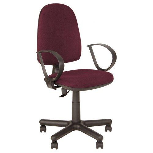 Кресло Комус Jupiter GTP RU, ткань бордо