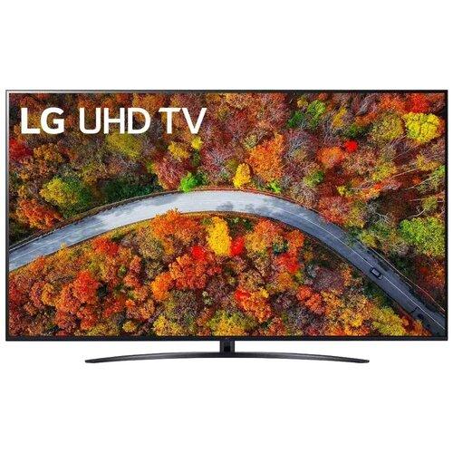 Фото - Телевизор LG 75UP81006LA 74.5 (2021), черный телевизор lg 43lm5500pla черный 43lm5500pla aru