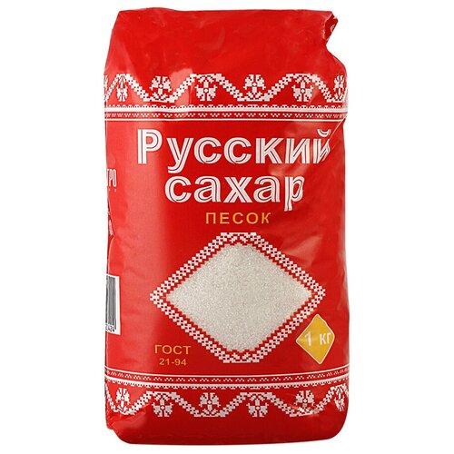 Сахар Русский сахар сахар-песок, 1 кг сахар мельница kotanyi корица сахар 37г