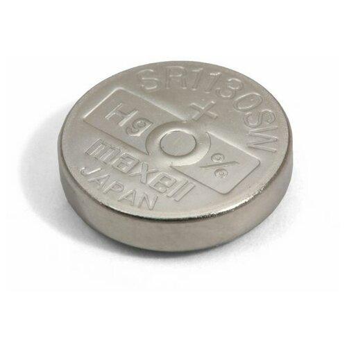 Фото - Батарейка оксид-серебряная MAXELL G10, L1131, SR1130 SW (389A) батарейка maxell sr 621sw 1 шт