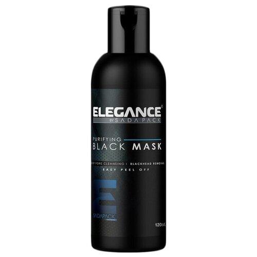 Купить Elegance Маска пленка черная очищающая Black Peel-Off Facial Mask, 120 мл