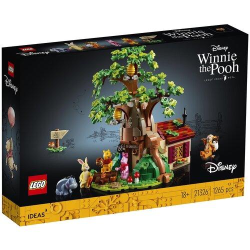 Фото - Конструктор LEGO Ideas 21326 Винни Пух конструктор loz brickheadz 1451 винни пух
