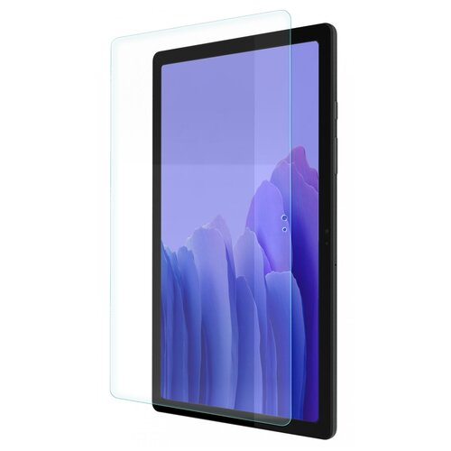 Защитное противоударное стекло MyPads для планшета Samsung Galaxy Tab A7 10.4 SM-T500 (2020) / Galaxy Tab A7 10.4 SM-T500 / T505 (2020) с олеофобным покрытием