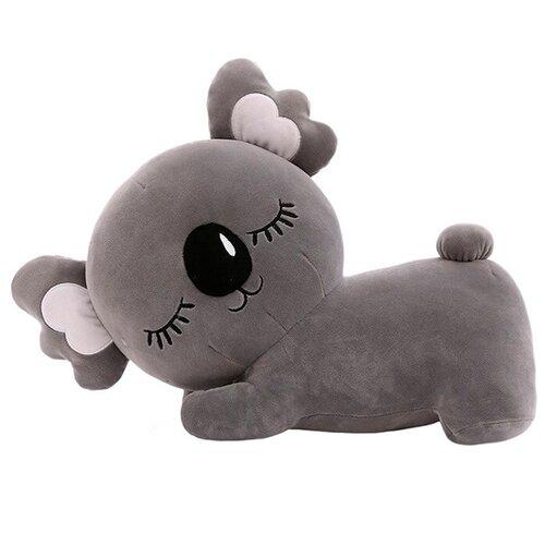 Мягкая игрушка 50см Детская игрушка в подарок / Плюшевая игрушка для детей Коала (Серый)