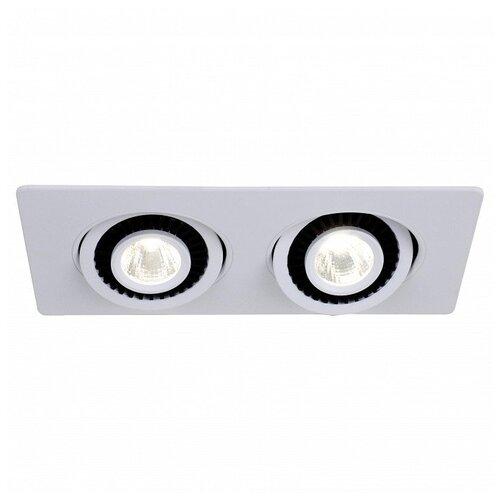 Встраиваемый светильник Favourite Cardine 2417-2U недорого