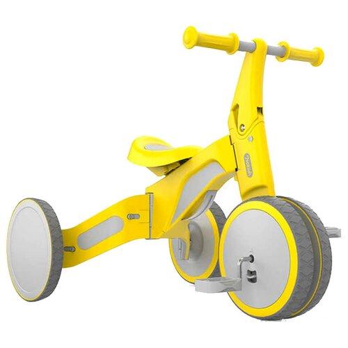 Фото - Беговел Xiaomi 700Kids Transformation Buggy, желтый беговел 700kids a1 сompetitive small scooter черно желтый cr02a
