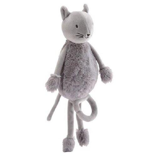 Купить Кот плюшевый интерактивный Oscar 28 см 16284, Sho Kid, Мягкие игрушки