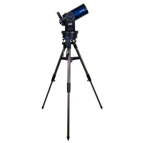 Фото - Телескоп Meade ETX-125 AT f/15 черный/синий телескоп meade lx90 12 f 10 acf с профессиональной оптической схемой