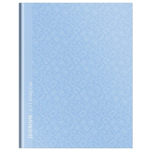 ArtSpace Дневник Моноколор. Твой мир голубой, Дневники  - купить со скидкой