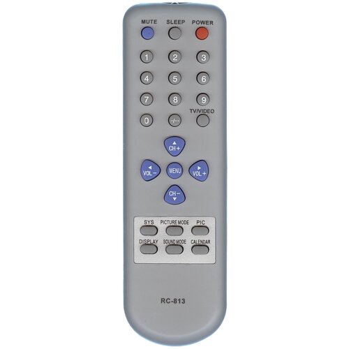 Пульт Huayu Trony/Elenberg RC-813 для телевизора Shivaki