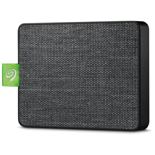 Внешний SSD Seagate Ultra Touch 1 TB черный