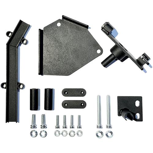 Защита запасного колеса от кражи для KIA Sorento (с 2020), Hyundai Santa Fe (с 2021)